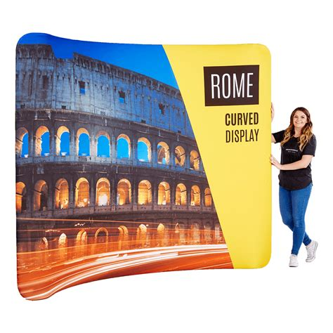 Frame Stand Pop Up Framestand Promo Toko Uk A3 rome curved pop up stand ipswich banners