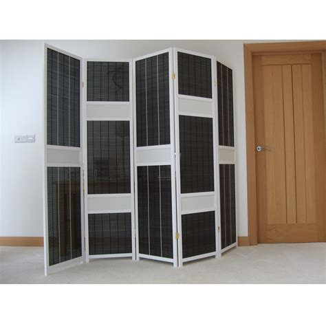 5 panel room divider sapporo 5 panel room divider or screen the original