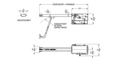 Overhead Door 1000a Garage Door Parts Genie Garage Door Parts Diagram