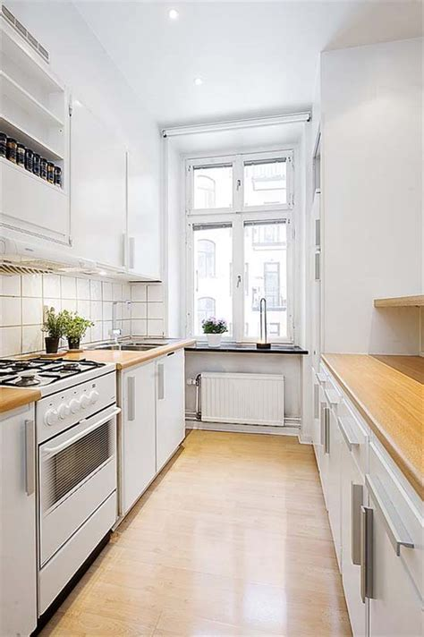 ideas  designs   tiny apartment kitchen modern