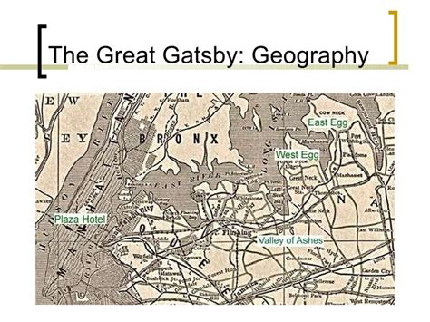 symbols in the great gatsby east and west egg map of east and west egg gatsby the great gatsby