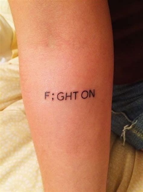mental health awareness tattoo 25 best ideas about semicolon project on semi