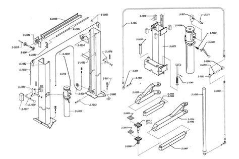 auto lift wiring diagram wiring diagram