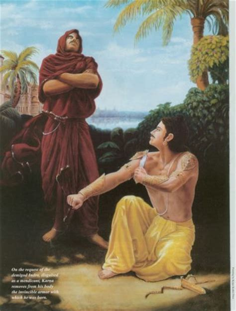 yudhisthira biography in hindi great warrior karna his amogh shakti big boss 6