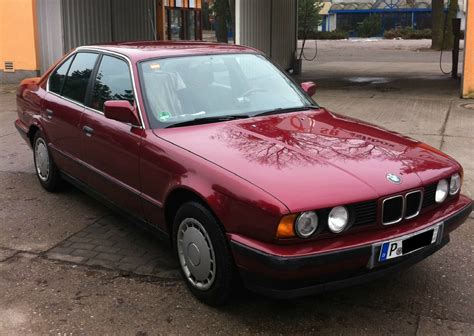 Auto Tuning Bmw 520i by Winterauto 520i 5er Bmw E34 Quot Limousine Quot Tuning