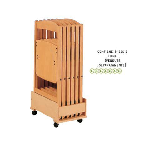 foppapedretti sedie pieghevoli carrello porta sedie no sedie supershuttle foppapedretti
