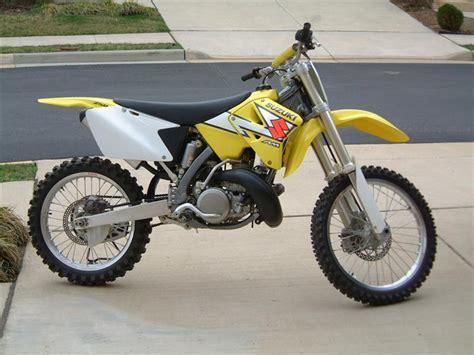 2003 Suzuki Rm 250 2003 Suzuki Rm 250 Moto Zombdrive