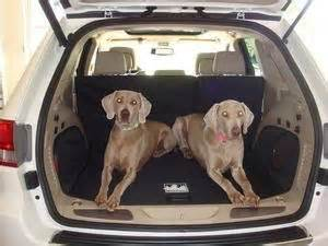 Pet Cargo Liner For Jeep Grand Canvasback Cargo Liners Jeep Grand 2011 2017