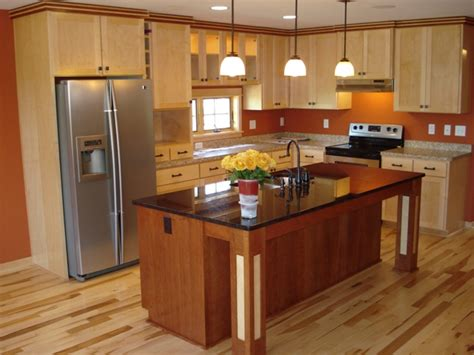 kitchen with center island 5founders