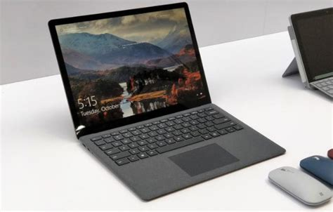 microsoft s surface pro 6 surface laptop 2 and surface studio 2 goes on sale today