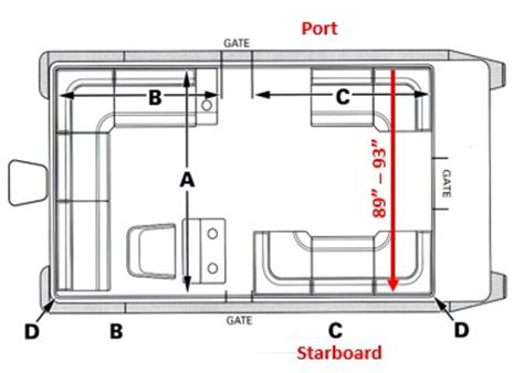 boat trailer measuring guide pontoon boat diagram 20 wiring diagram images wiring