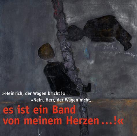 heinrich der wagen bricht galerie altes rathaus musberg kulturkreis leinfelden