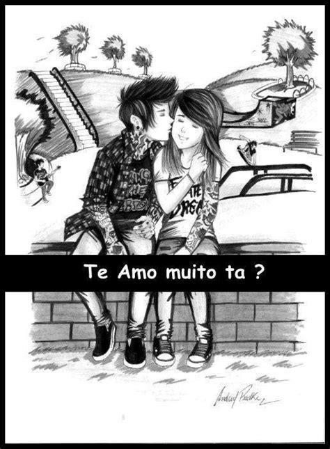Declarações de Amor: Te Amo muito ta?
