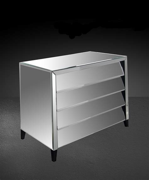 modern mirrored furniture roanoke modern mirrored bedroom furniture dresser