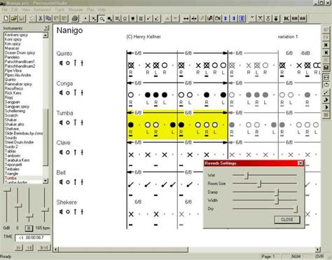 rhythm rascal drum software drum software percussion software percussionstudio