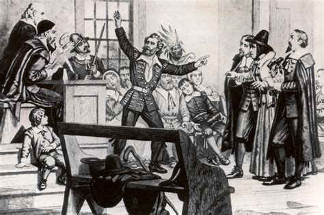 Spectral Gallows five myths about the salem witch trials the washington post