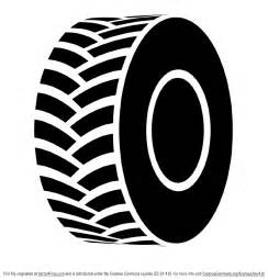 Car Tires Vector Free Free Vector Black Tractor Tire