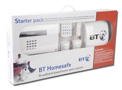 bt homesafe alarm protects and monitors your home