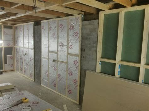 What Of Insulation For Garage Walls by Grogley Junction 10 01 2013 11 01 2013