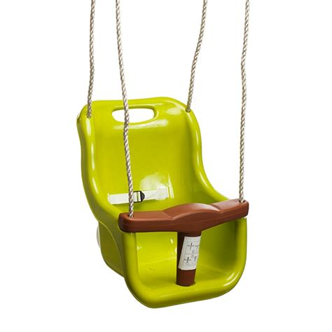 Swing Slide Climb Green Plastic Baby Swing Bunnings