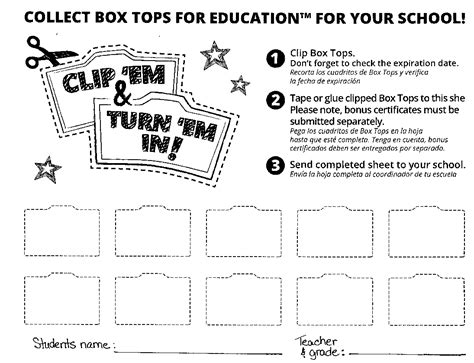 box tops for education 187 barrington pto