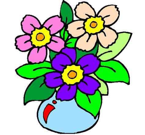 vaso di fiori disegno disegno vaso di fiori colorato da utente non registrato il