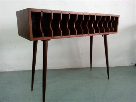console tables how to make modern ones how to make a mid century modern console table all