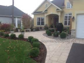 front yard landscape designs ideas plantings walkways installations plants traditional