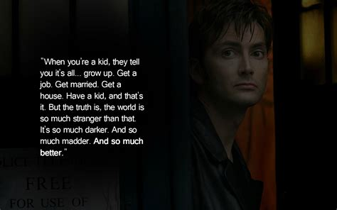 david tennant quotes well who tenth doctor quotes quotesgram