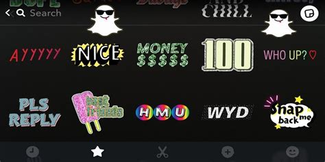 How Do You Make A Sticker On Snapchat