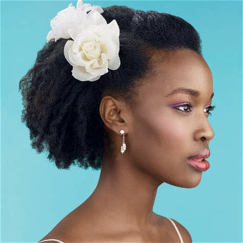 bridesmaid hairstyles afro hair african naturalistas natural wedding hairstyles