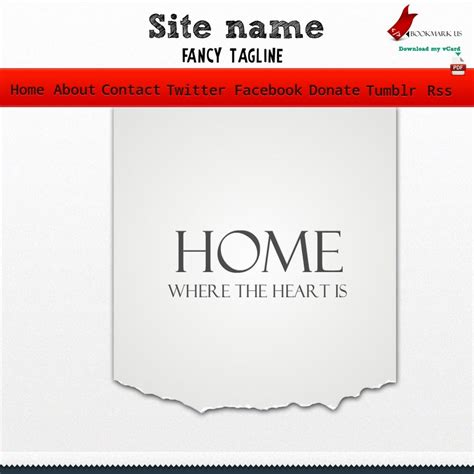 draggable card website template visiting card web template by thegraphicgeek on deviantart