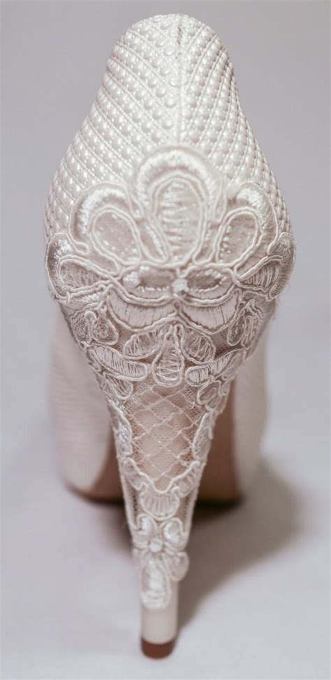 ivory bridal shoes high heel wedding shoes ivory bridal shoes ivory wedding shoes