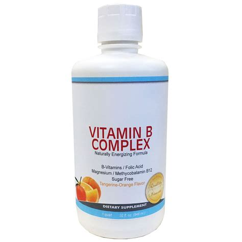 Suplemen Vitamin B Kompleks label vitamin b complex liquid supplement manufacturer