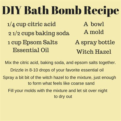 easy diy bath bombs recipe without citric acid diy bath bombs of style and grace