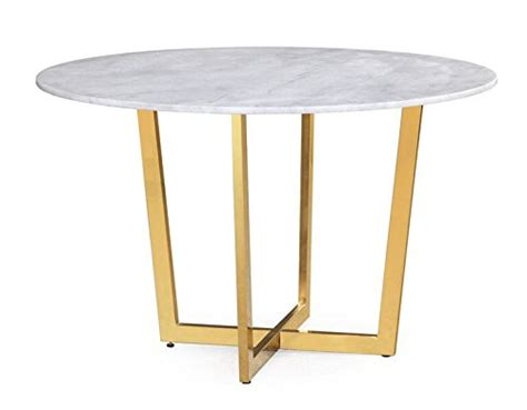 Marble Look Dining Table Marble Dining Table To Beautify Dining Room Decoration
