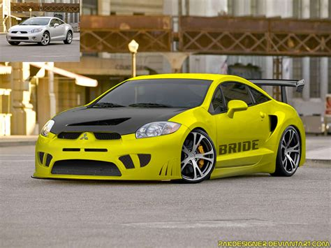 modified mitsubishi image gallery modified eclipse