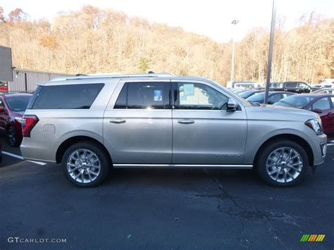 Expedition E6381 Gold Black For 2018 white gold ford expedition platinum max 4x4 124118613 photo 8 gtcarlot car color