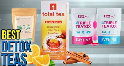 Best Detox Tea For Weight Loss 2017 by Best Detox Tea Teatox Reviews 2018