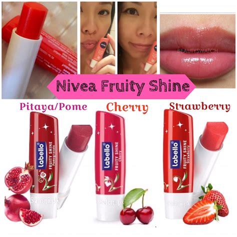 Pemutih Ketiak Nivea nivea fruity shine belanja kosmetik