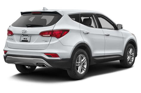 price on hyundai santa fe new 2017 hyundai santa fe sport price photos reviews
