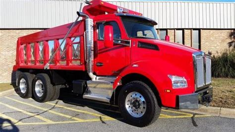 wentworth truck kenworth t880 dump trucks for sale 249 used trucks from 1 217
