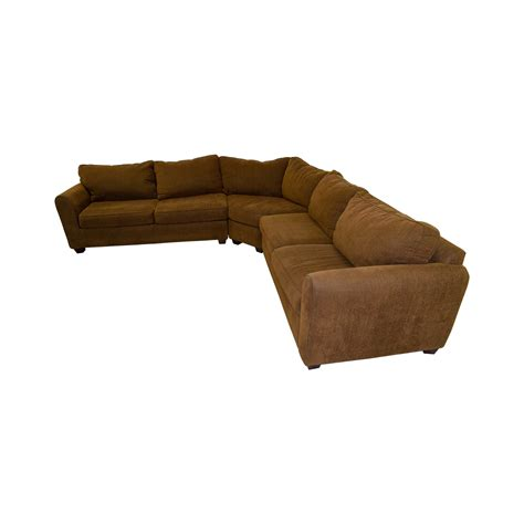 brown l shaped sofa 76 brown l shaped sectional sofas