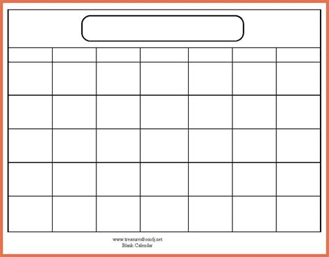 template for monthly calendar blank monthly calendar template bio exle