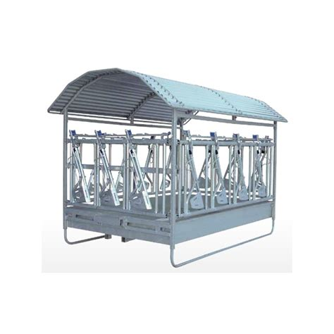 Livestock Rack For by Feed Rack For Cattle 2m X 3m Small Holder Equipment
