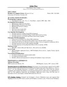 java developer resume student resume template