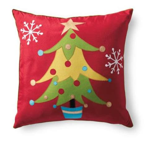 outdoor christmas tree pillow grandin road