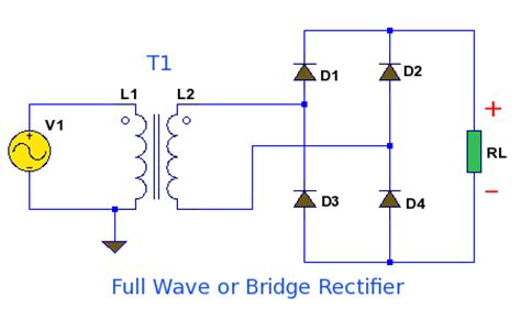 bridge rectifier smoothing capacitor value 100 circuit diagram of bridge rectifier with capacitor filter compact wave smoothing