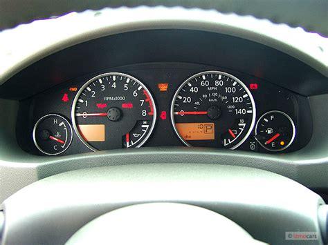 buy car manuals 2006 nissan xterra instrument cluster image 2005 nissan xterra 4 door se 4wd v6 auto instrument cluster size 640 x 480 type gif