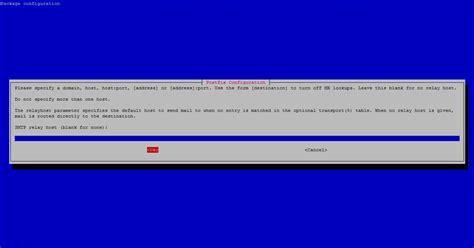 instalasi proxmox mail gateway   debian  saadwebid